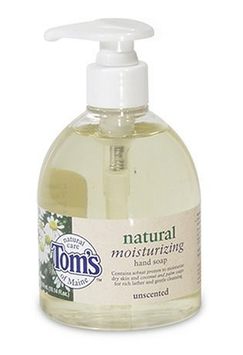 Tom's OF MAINE Natural Moisturizing Hand Soap Unscented