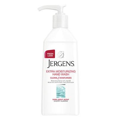 JERGENS® Cherry-Almond Extra Moisturizing Hand Wash