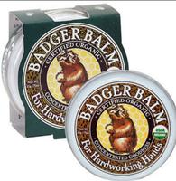Badger Balm - For Dry Cracked HandsTin