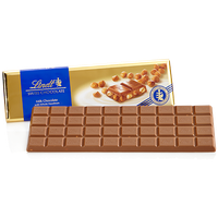 Lindt Milk Hazelnut Gold Bar
