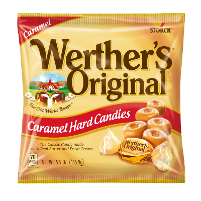 Werther's Original Caramel Hard Candies