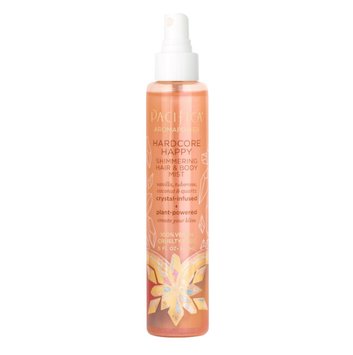 Pacifica Aromapower Hardcore Happy Shimmering Hair & Body Mist