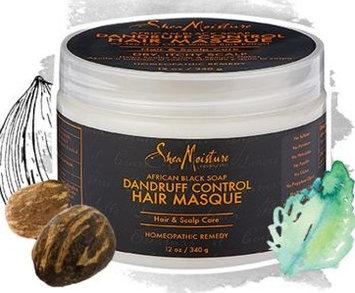 SheaMoisture African Black Soap Dandruff Control Hair Masque