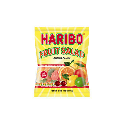 Haribo Fruit Salad Gummi Candy
