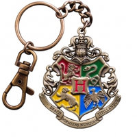 Harry Potter Hogwarts Keychain