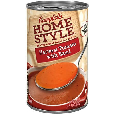 Campbell's® Homestyle Harvest Tomato with Basil Soup