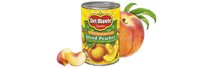 Del Monte® Harvest Spice Sliced Yellow Cling Peaches