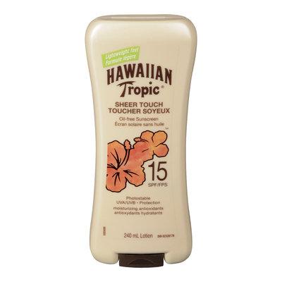 Hawaiian Tropic Sheer Touch Sunscreen Lotion