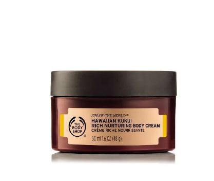 THE BODY SHOP® Spa Of The World™ Hawaiian Kukui Cream