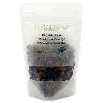 Windy City Organics Raw Guru Organic Raw Trail Mix Hazelnut Orange Chocolate - 7 oz