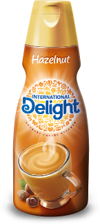 International Delight Coffee Creamer Hazelnut