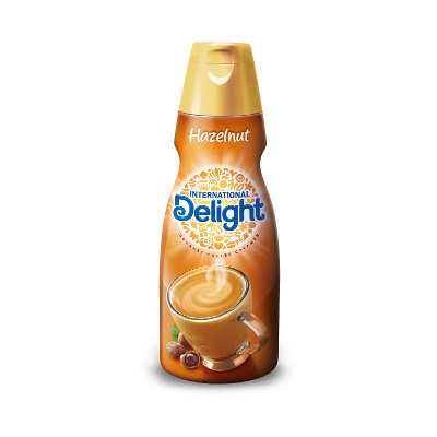 International Delight Coffee Creamer Hazelnut
