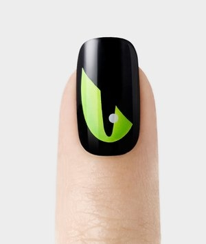 Broadway Press-On Manicure Design - Gossip Ghoul