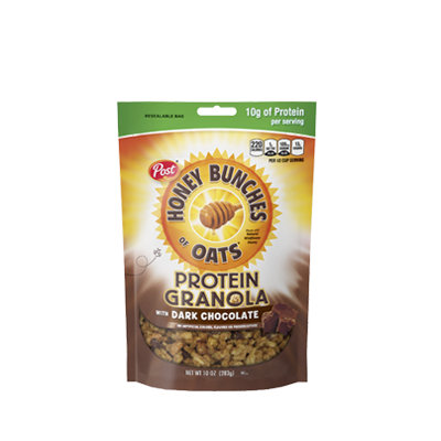 Honey Bunches of Oats Granola Protein Chocolate