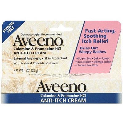 Aveeno® Calamine & Pramoxine Hci Anti, Itch Cream