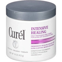 Curél® INTENSIVE HEALING DAILY FRAGRANCE-FREE CREAM FOR EXTRA-DRY OR SENSITIVE SKIN