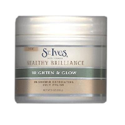 St. Ives Healthy Brilliance In-Shower Body Exfoliating Body Polish