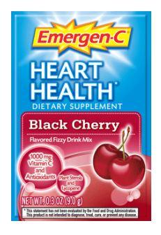 Emergen-C Heart Health* Black Cherry