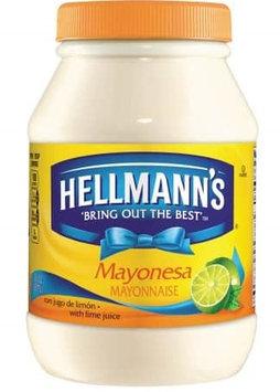 Hellmann's Mayonnaise with Lime
