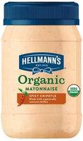 Hellmann's Organic Chipotle Mayonnaise