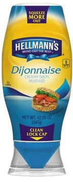 Hellmann's® Dijonnaise Creamy Dijon Mustard Squeeze Bottle