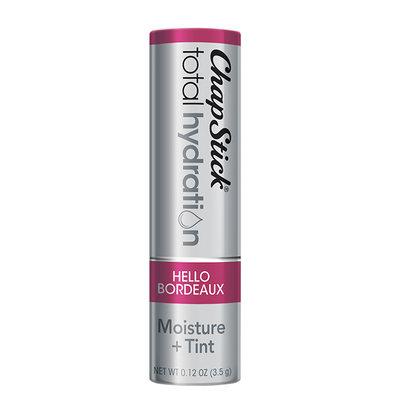 ChapStick® Total Hydration Moisture + Tint Hello Bordeaux