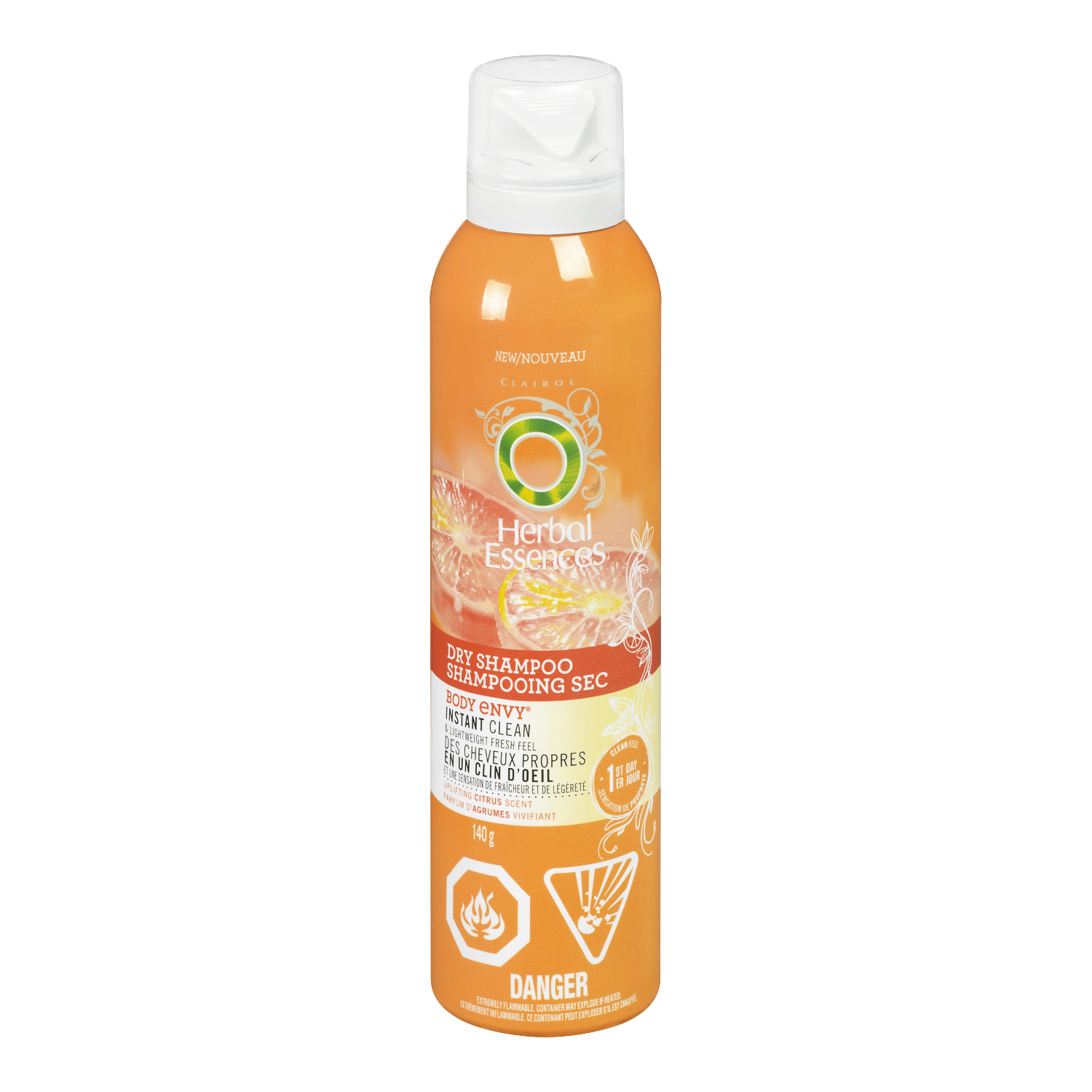 Herbal Essences Body Envy Dry Shampoo