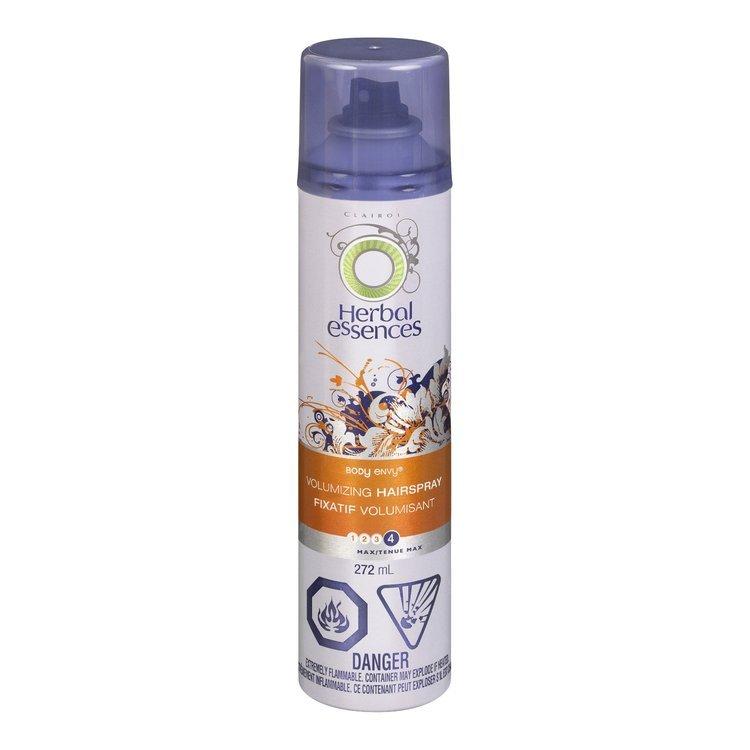 Herbal Essences Body Envy Volumizing Hair Spray, Max Hold