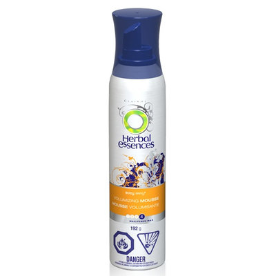 Herbal Essences Body Envy Volumizing Mousse, Max Hold, 192 g