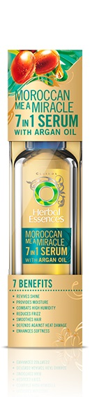 Herbal Essences Moroccan My Shine Miracle 7-in-1 Serum
