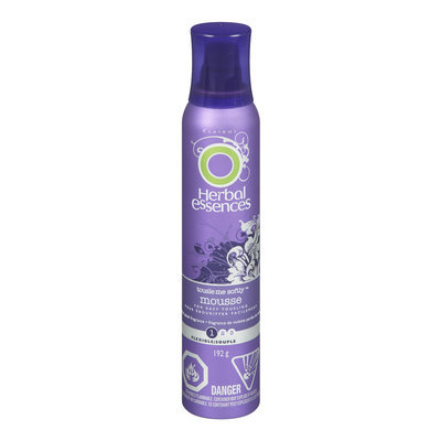 Herbal Essences Tousle Me Softly Mousse, Flexible Hold, 192 g