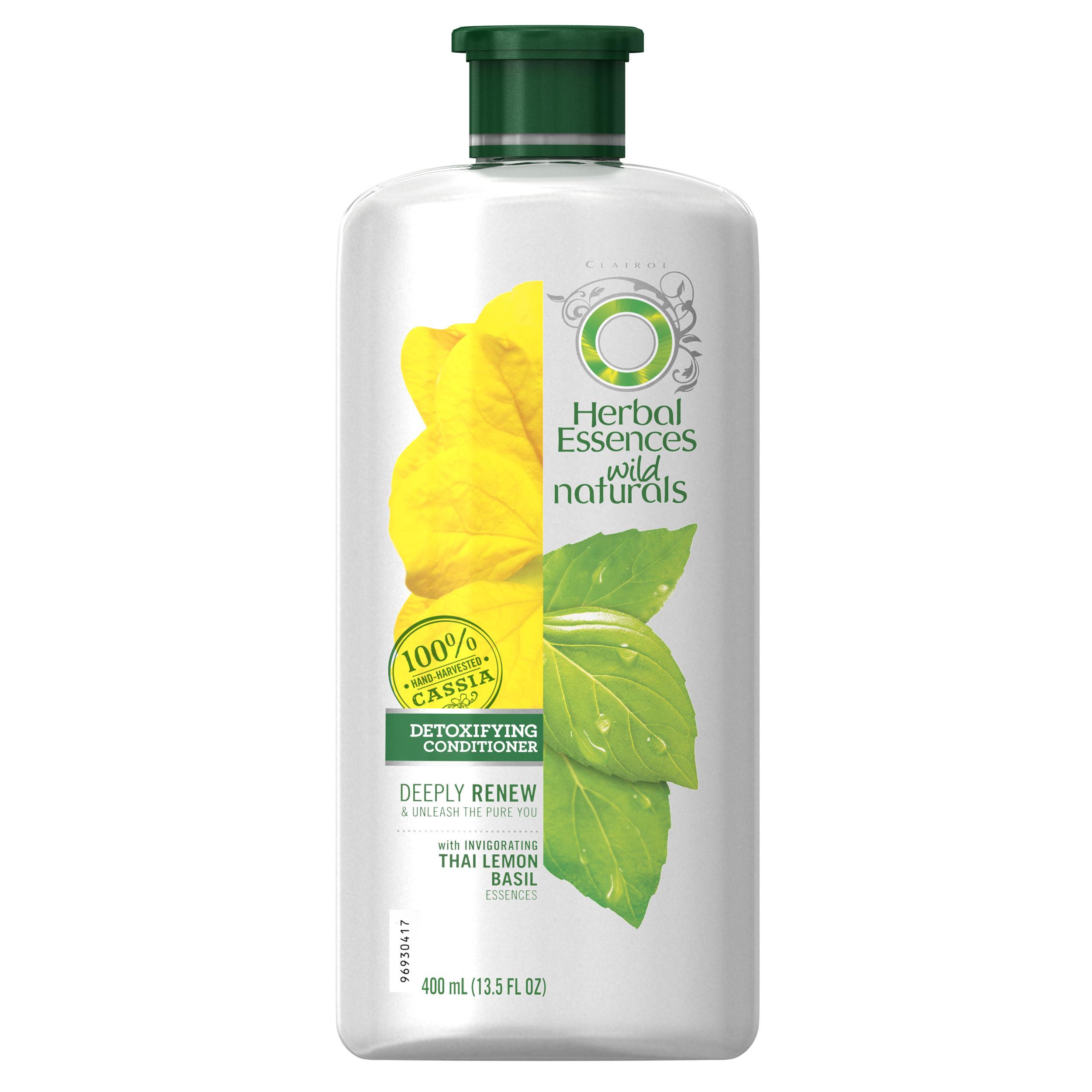 Herbal Essences Wild Naturals Detoxifying Conditioner