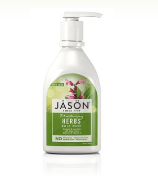 JĀSÖN Moisturizing Herbs Body Wash
