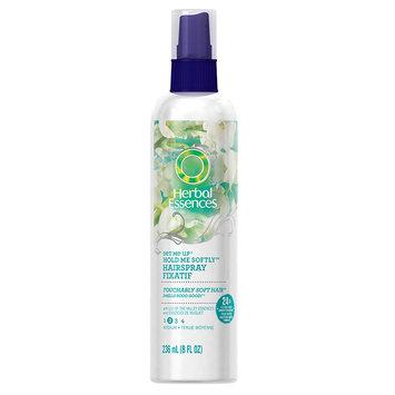Herbal Essences Set Me Up Hold Me Softly Non Aerosol Hairspray
