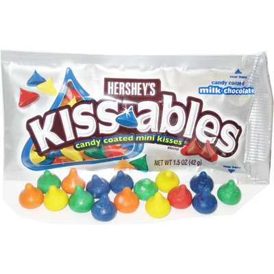Hershey's Candy Coated Mini Kisses