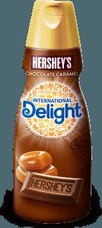 International Delight  Hershey's® Chocolate Caramel Gourmet Coffee Creamer