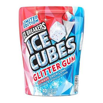 Hershey's Ice Breakers Ice Cubes Glitter Gum