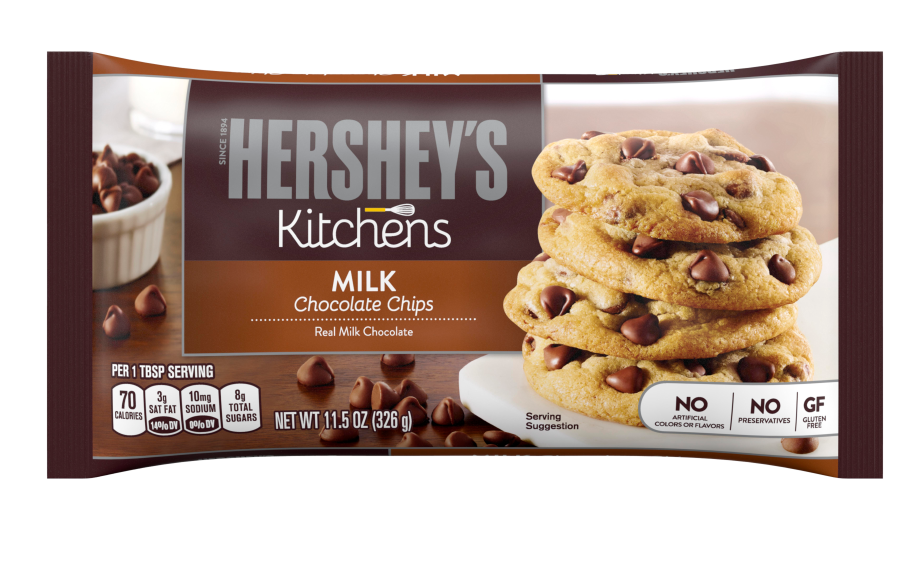 Hershey's Milk Chocolate Baking Chips