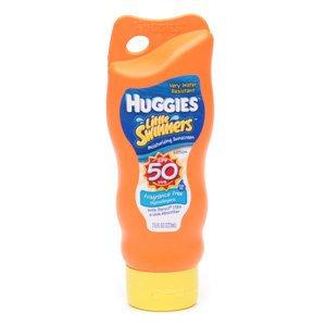 Huggies® Moisturizing Sunscreen Lotion Fragrance Free - SPF 50