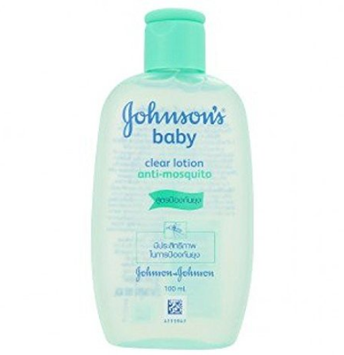 Johnson's® Baby Clear Lotion Anti-Mosquito