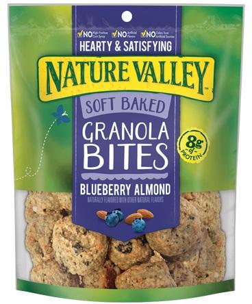 Nature Valley™ Blueberry Almond Soft-baked Granola Bites