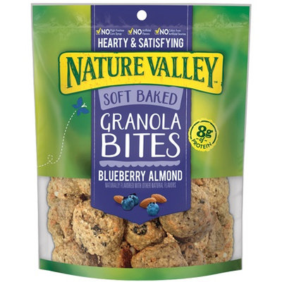 Nature Valley™ Blueberry Almond Soft-baked Granola Bites