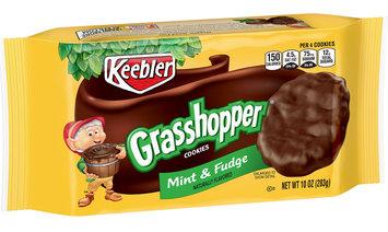 Keebler Grasshopper Mint & Fudge Cookies
