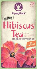 Piping Rock Hibiscus Tea 20 Tea Bags
