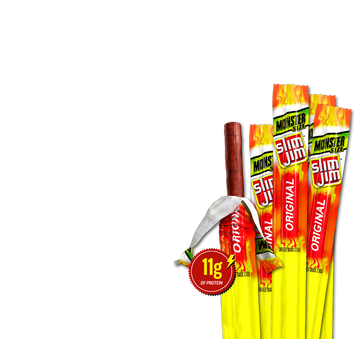 Slim Jim Monster Original Smoked Snack Stick