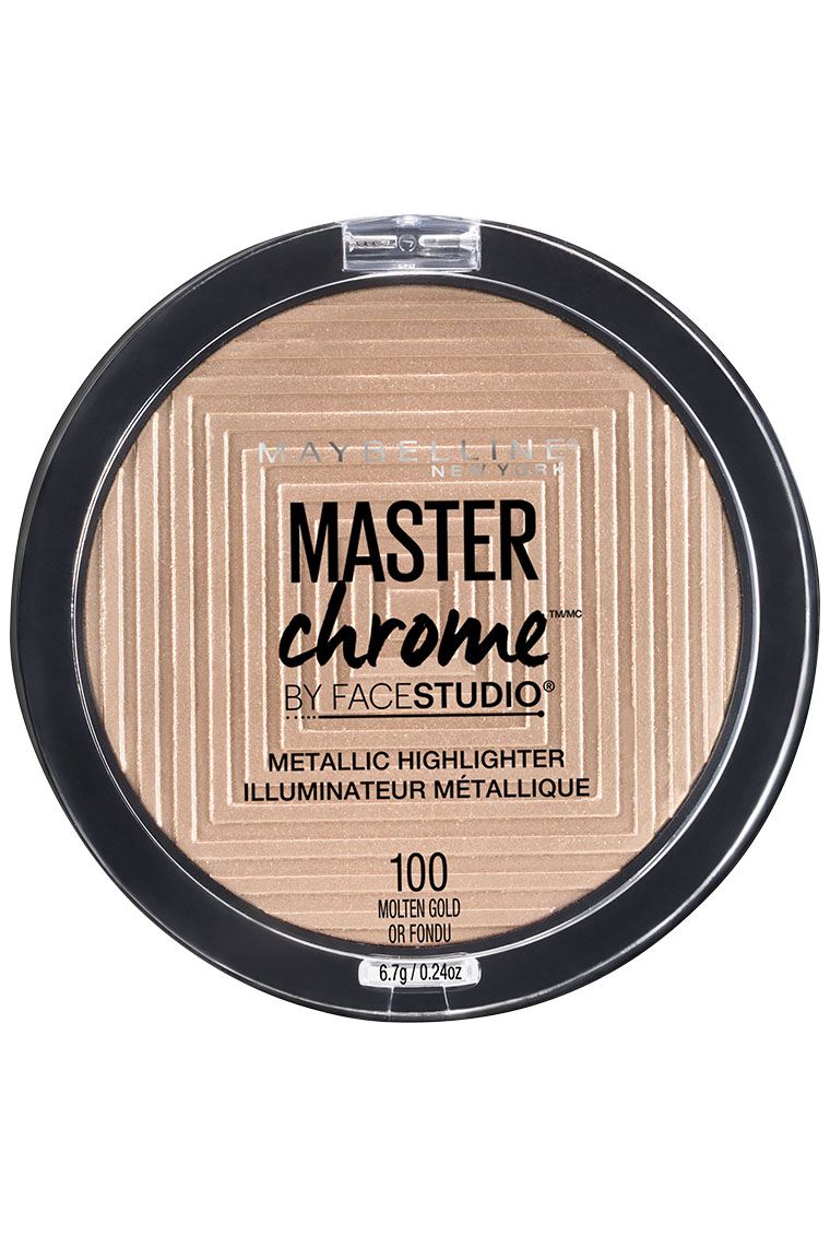 Maybelline Facestudio® Master Chrome™ Metallic Highlighter