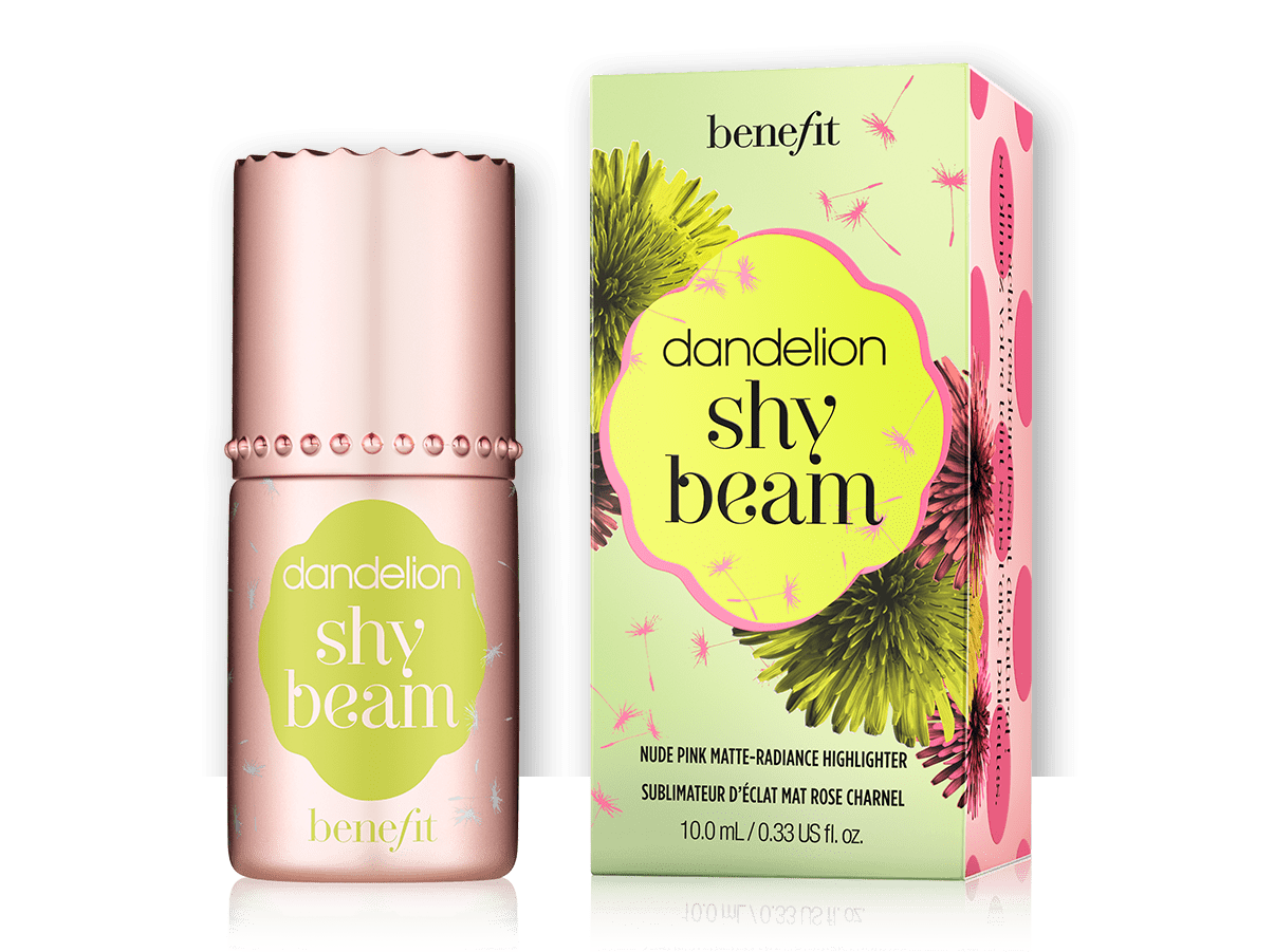 Benefit Cosmetics Dandelion Shy Beam Liquid Highlighter