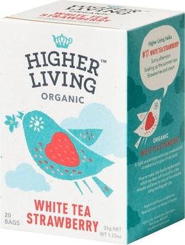 HIGHER LIVING™ Organic White Tea Strawberry