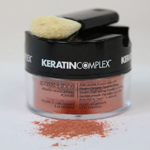 Keratin Complex Sparkle and Shine - Bronze