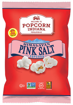 Popcorn Indiana Himalayan Pink Salt Popcorn